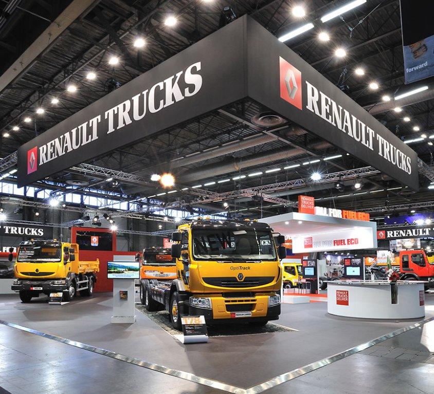 Renault Trucks – Intermat
