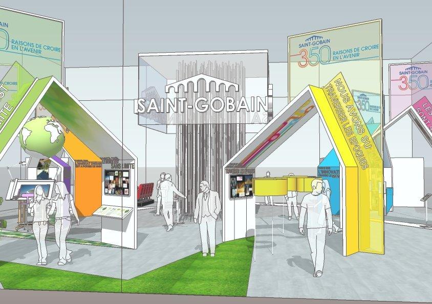 Expo Sensations Futures – Saint Gobain