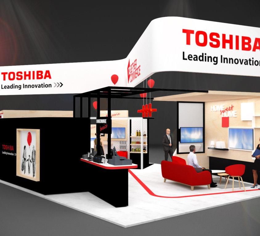 Toshiba – Equipmag Paris retail week