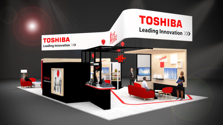 Toshiba – Equipmag Paris retail week