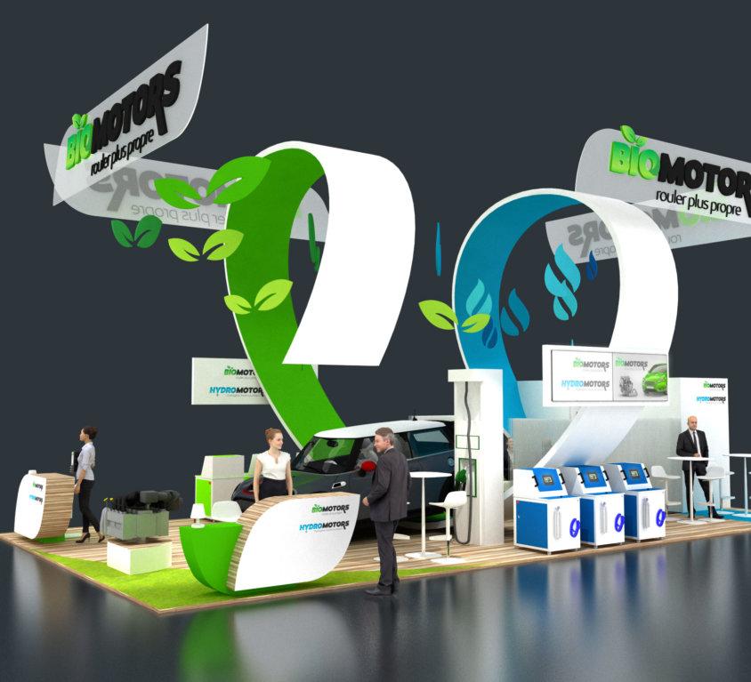 Biomotors – Mondial de l'automobile